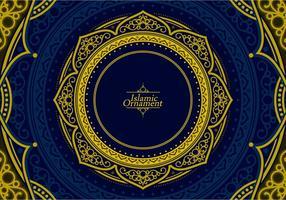 Islamitische Ornament Gratis Vector