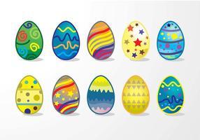Easter Eggs Colour Creation Variant