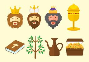 Gratis Epiphany Vector Elements