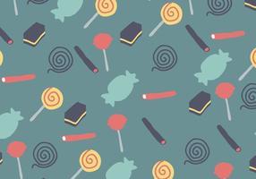 Kleurrijke Candy Patterns vector