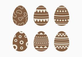 Dark Chocolate Easter Egg Collection
