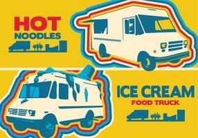 Voedsel Truck Logo