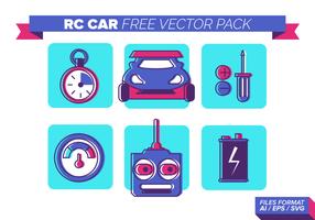 Rc Auto Gratis Vector Pack