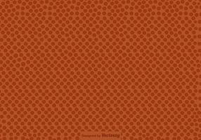 Vector Textuur van het basketbal Naadloos Patroon