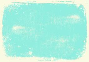 Blauwe Grunge Stijl Achtergrond