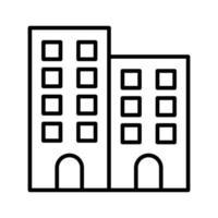 gebouw vector pictogram