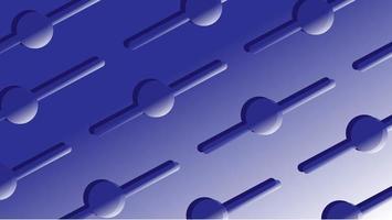 abstract blauw paars kleurverloop snoep ontwerp