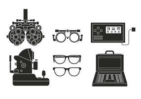 Eye Test vector set