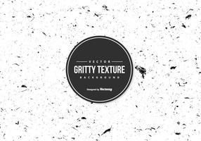 Gritty Grunge Achtergrond Textuur vector