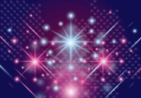 Nieuwjaar vuurwerk illustratie vector