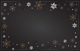 achtergrond van sterren