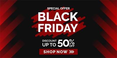 zwarte vrijdag achtergrond ontwerpsjabloon vector