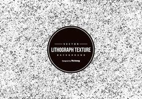 Vector Lithografie Stijl Textuur Achtergrond