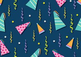 Party Decoratie vector