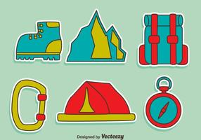 Apinist Tools Collectie Vector