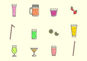 Gratis Alcohol Dranken Vector