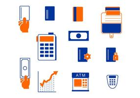 Icon Pack E-Commerce vector