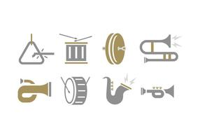 Marching band tools icoon