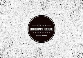 Lithografie Stijl Textuur Achtergrond vector