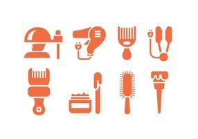 Shave vector iconen