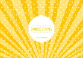Comic Stijl Grunge Stripes Achtergrond