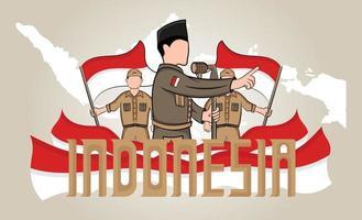 onafhankelijkheidsdag van Indonesië