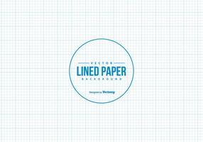 Vierkante Lined Paper Backgroud vector