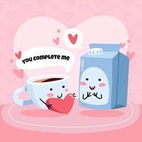 je maakt me deze valentijn compleet