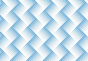 naadloze halftoonpatroon vector