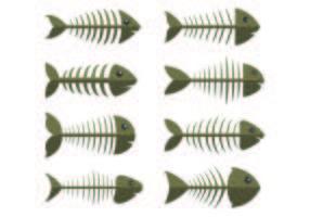 Set Fishbone Pictogrammen