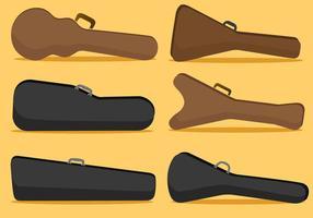 gitaar case vector pack