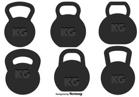 Vector Ketel Bell Set