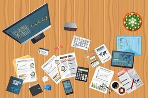 auditing kantoorconcept