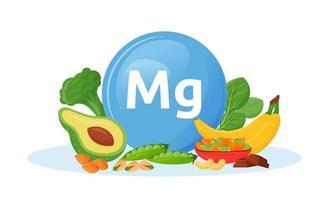 producten die magnesium bevatten