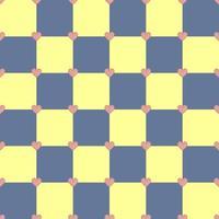 geel en blauw kleurenpatroon harten