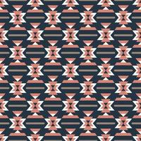 Azteekse kleurrijke naadloze patroon vector