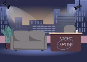 lege chat show studio