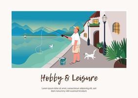 hobby en vrije tijd banner