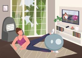 aerobics thuis