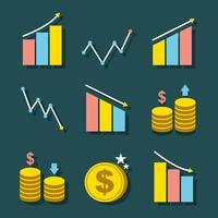 Inkomstenkaart vector