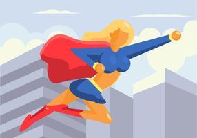superwoman vector