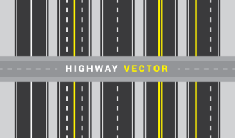 Wegvector vector