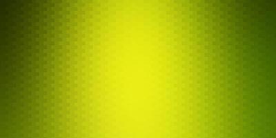 lichtgroene sjabloon met rechthoeken.