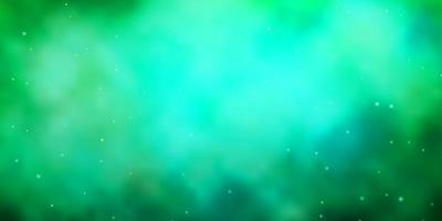 lichtgroene textuur met prachtige sterren.
