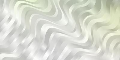lichtgroene achtergrond met bogen.