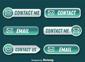 Neem contact op met mij Knop Vector