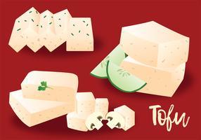 tofu vector pack