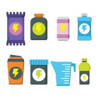 supplement pictogram vector