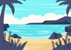 Gratis Secret Cove Vector