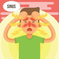 Sinus vectorillustratie